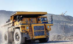 Solutions for the Mining industry